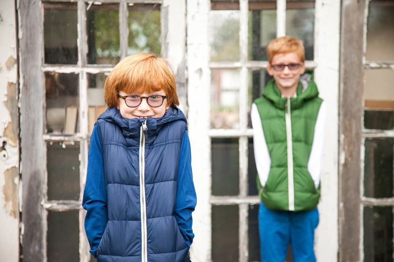 Senior Photography, Teen & Tween Photography, two redheaded brothers