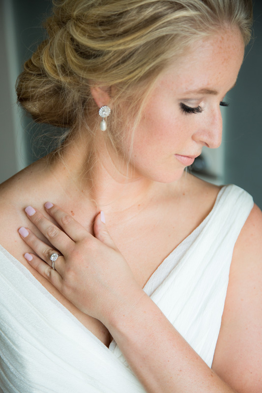 Wedding Photography and Couples Photography, shot of bride's ring on her hand